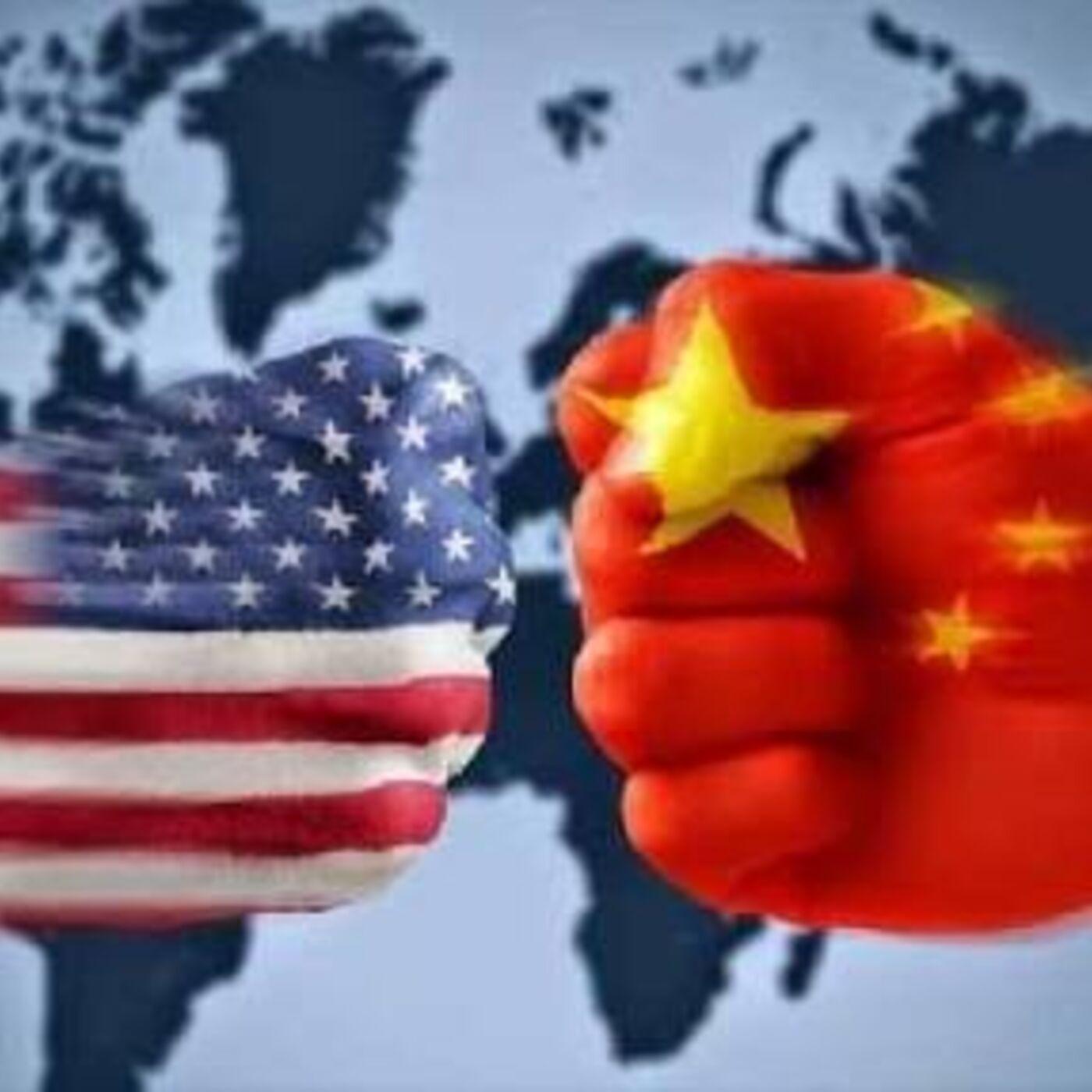 EUA x China