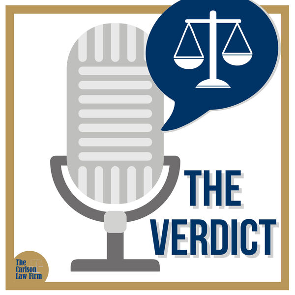 The Verdict Podcast Artwork Image