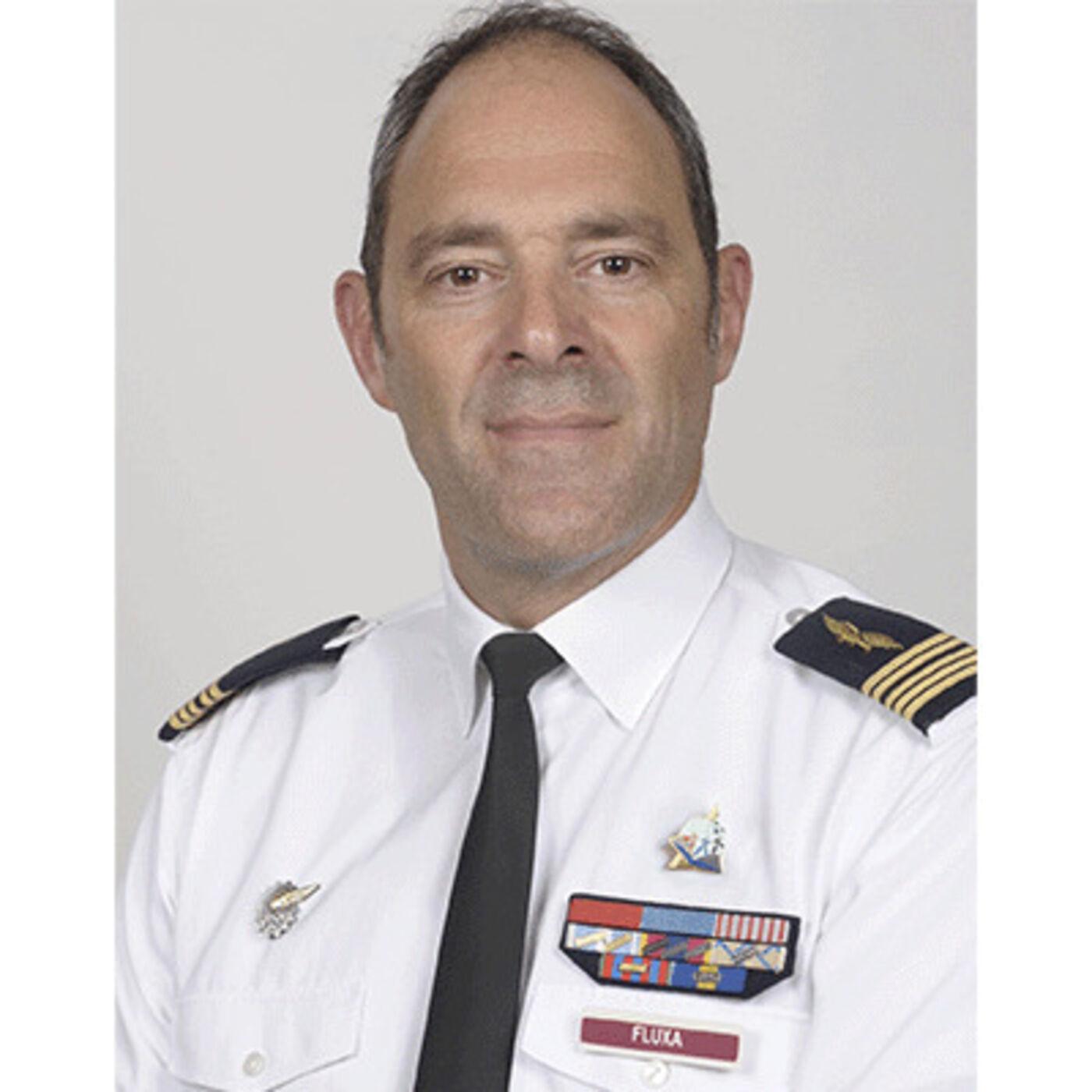 Entretien avec le Colonel Thierry Fluxa, chef du bureau recrutement, direction des ressources humaines de l'armée de l'Air