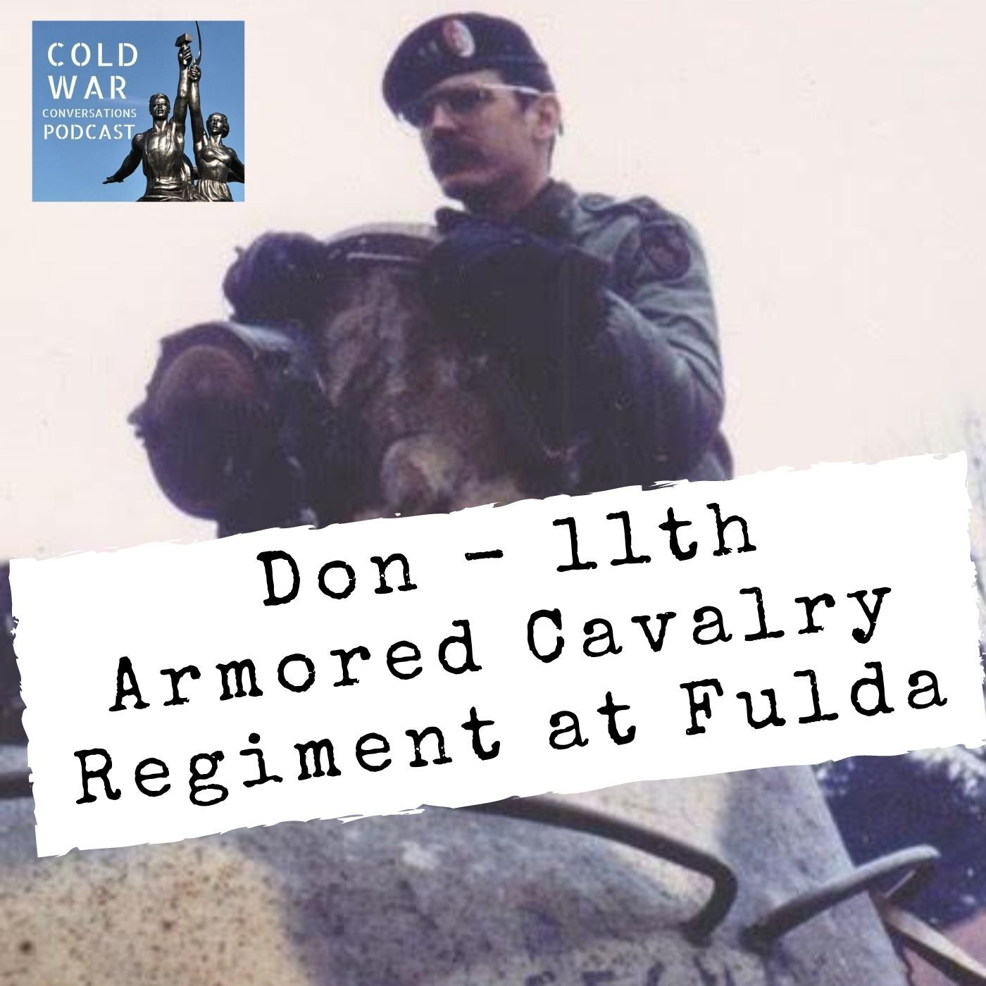 Don - 11th Armored Cavalry Regiment at Fulda (146)