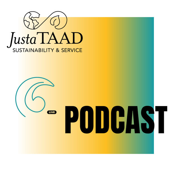 JustaTAAD - Sustainable Talks about Tourism & Design Podcast Artwork Image