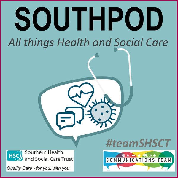 SOUTHPOD  Podcast Artwork Image