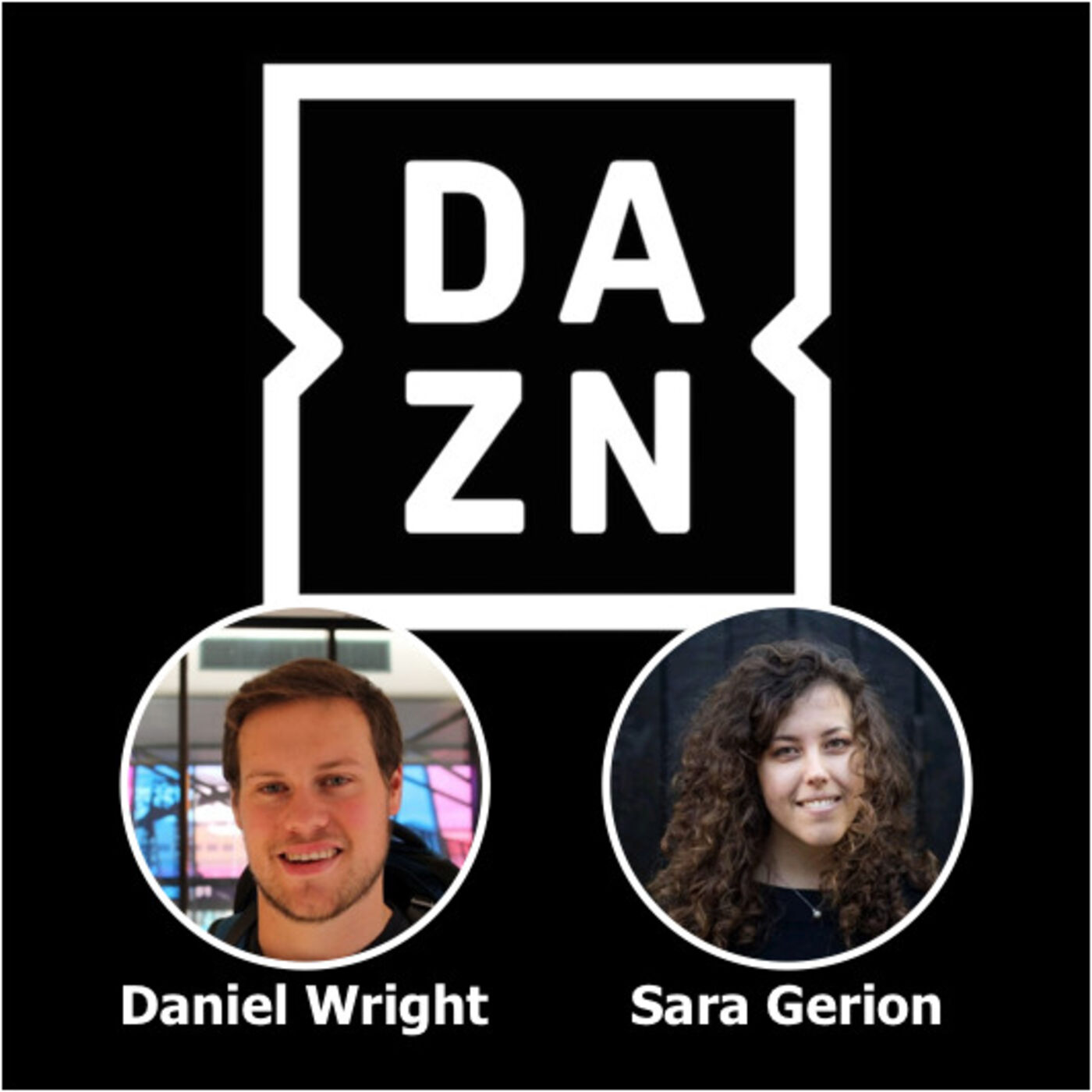 #10: Serverless at DAZN with Daniel Wright and Sara Gerion