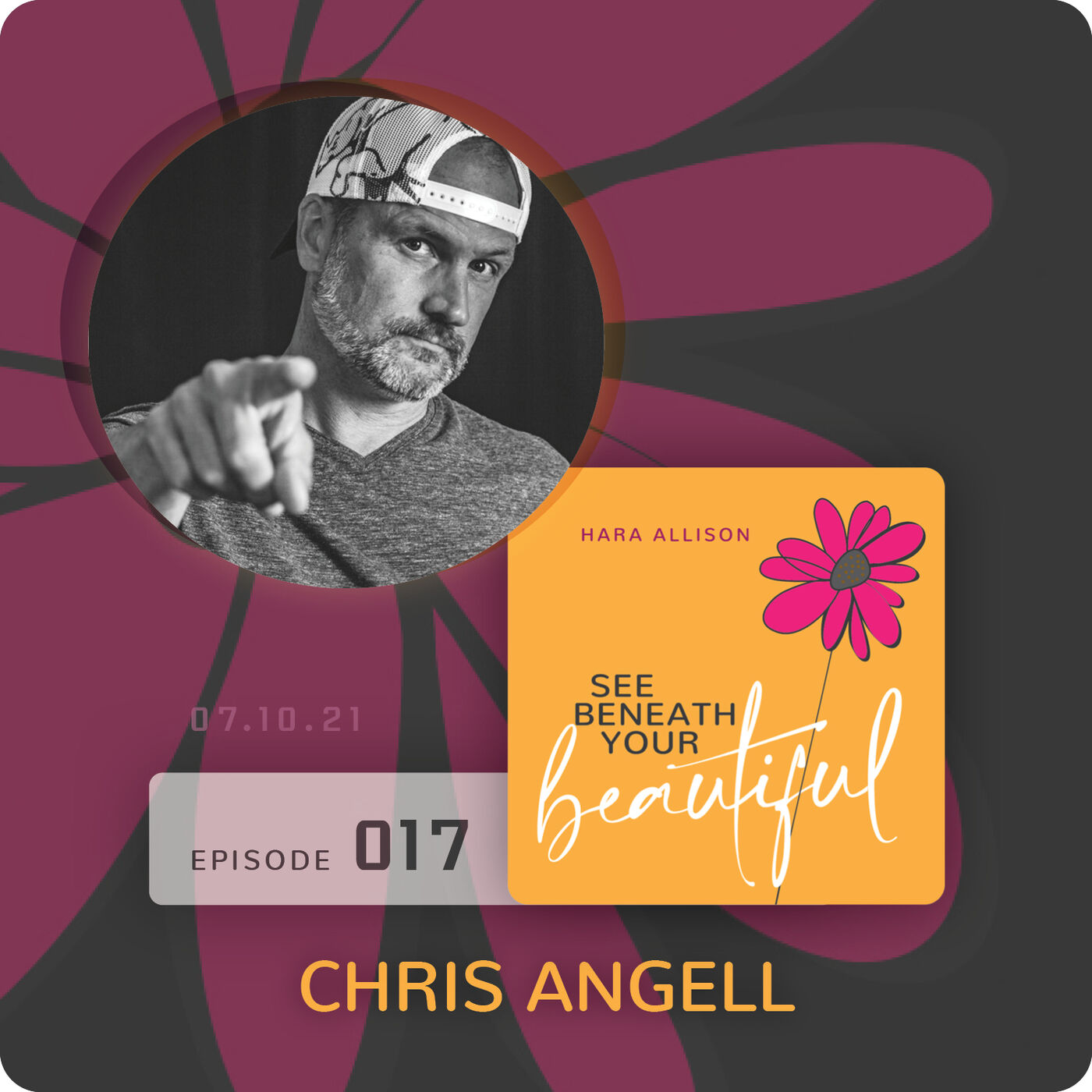017. Chris Angell discusses loving humans (except for 6th graders), spiral dynamics, surrendering, and being a professional friend, a perpetual seeker, and a promoter of authenticity