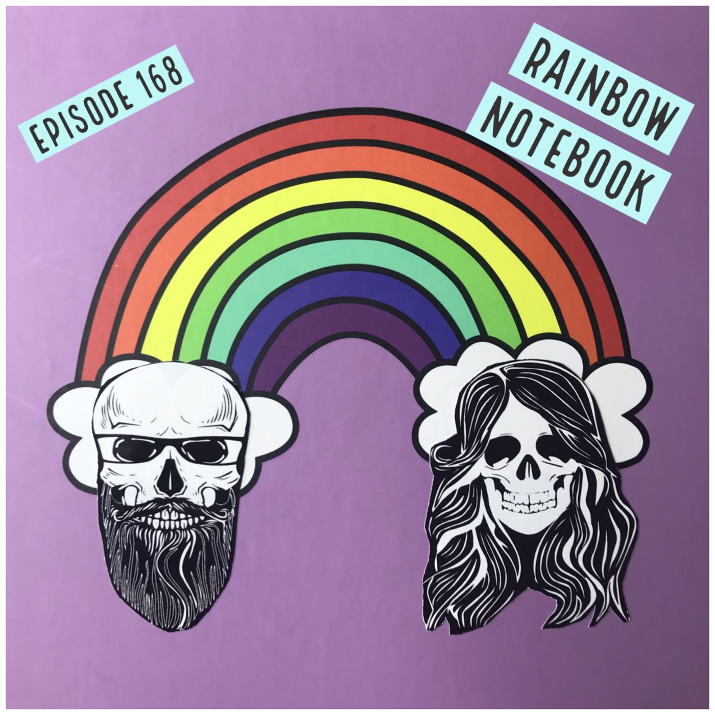 Episode 168: Rainbow Notebook