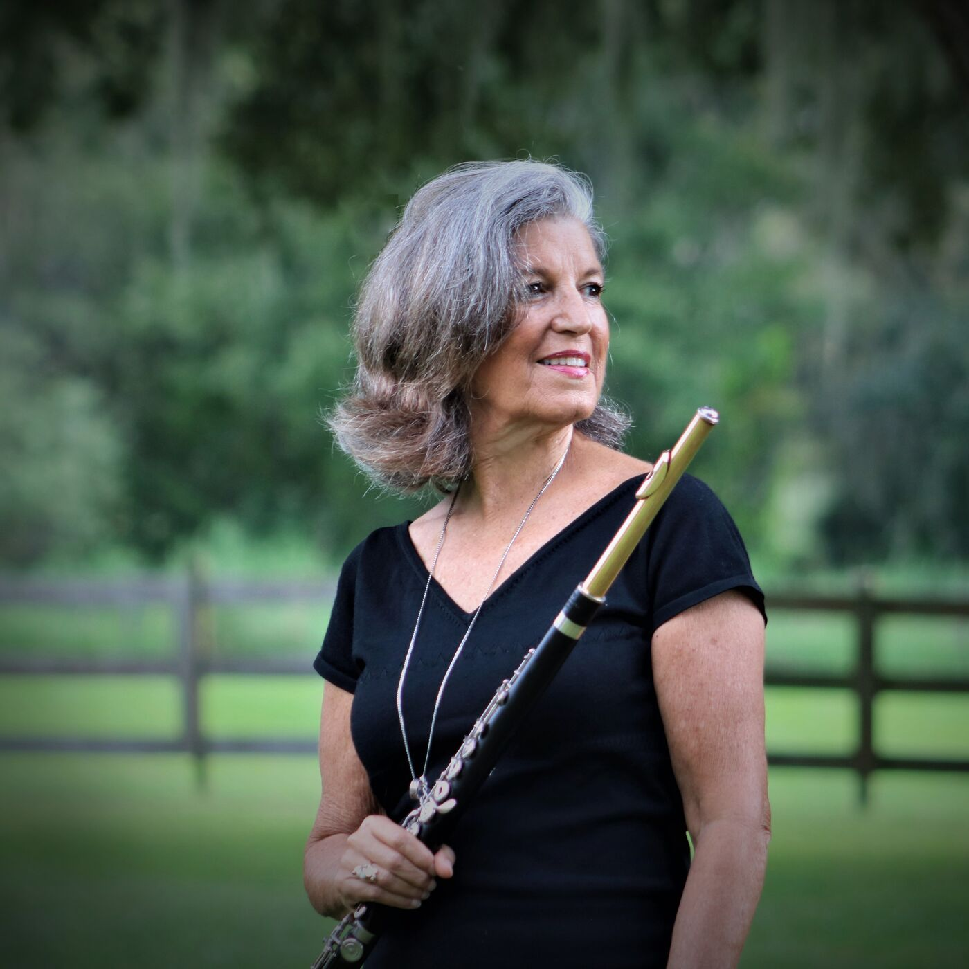 Dr. Jane Hoffman, Principal Flutist for the Pops Orchestra and Instructor of Flute at SCF, Joins the Club
