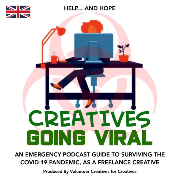 Creatives Going Viral Podcast Artwork Image