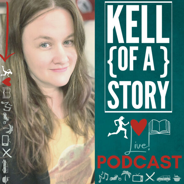 Kell of a Story Podcast Artwork Image