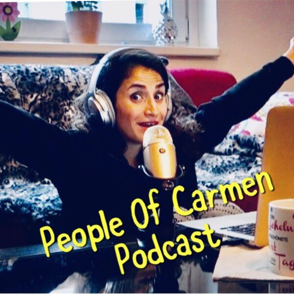 People Of Carmen Podcast (P.O.C Podcast) Podcast Artwork Image