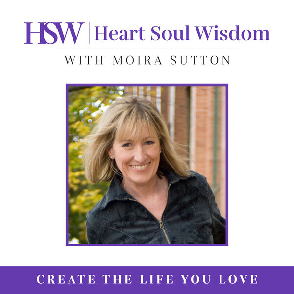 Heart Soul Wisdom Podcast Artwork Image