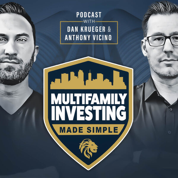Multifamily Investing Made Simple Podcast Artwork Image