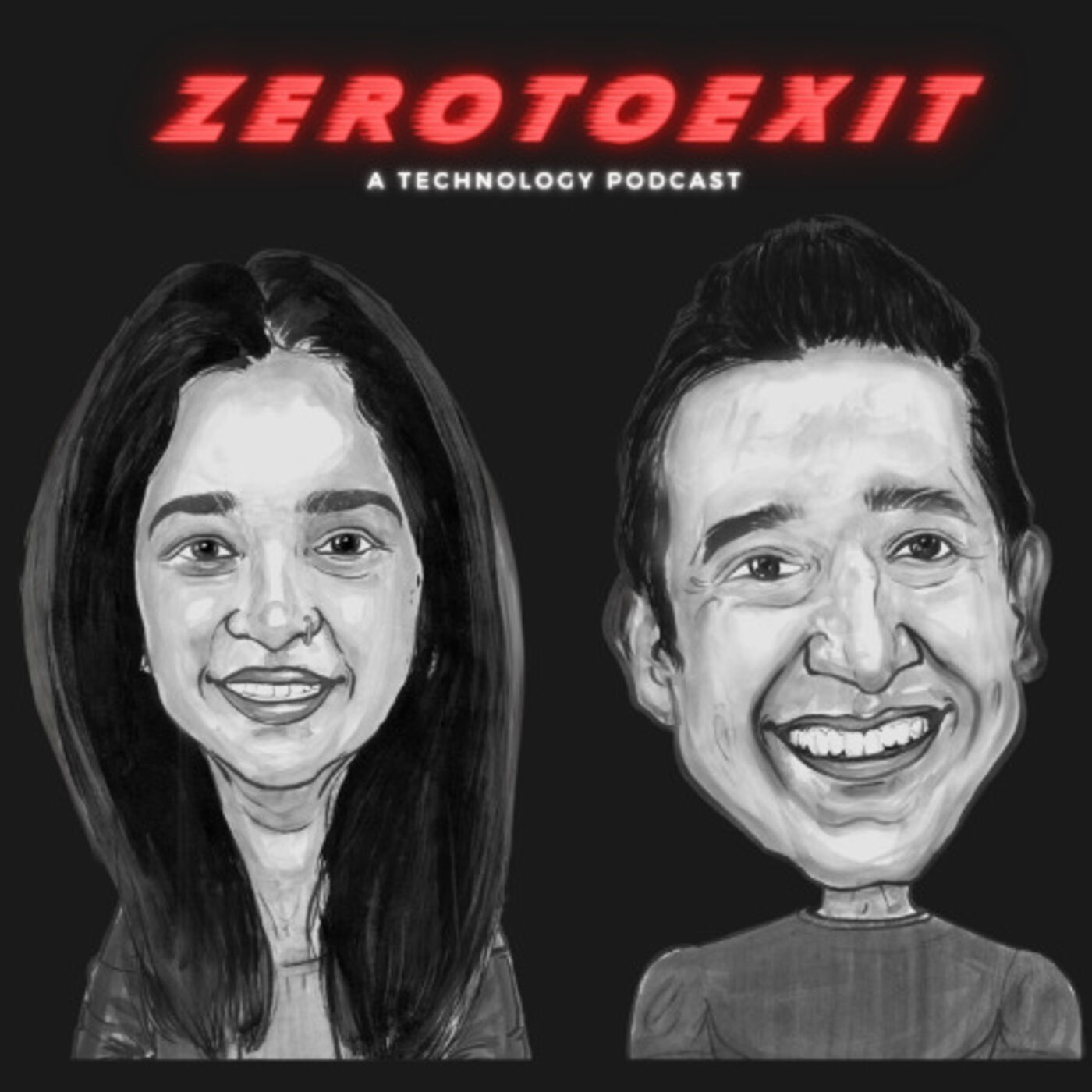 Zero To Exit   Best Technology Podcast
