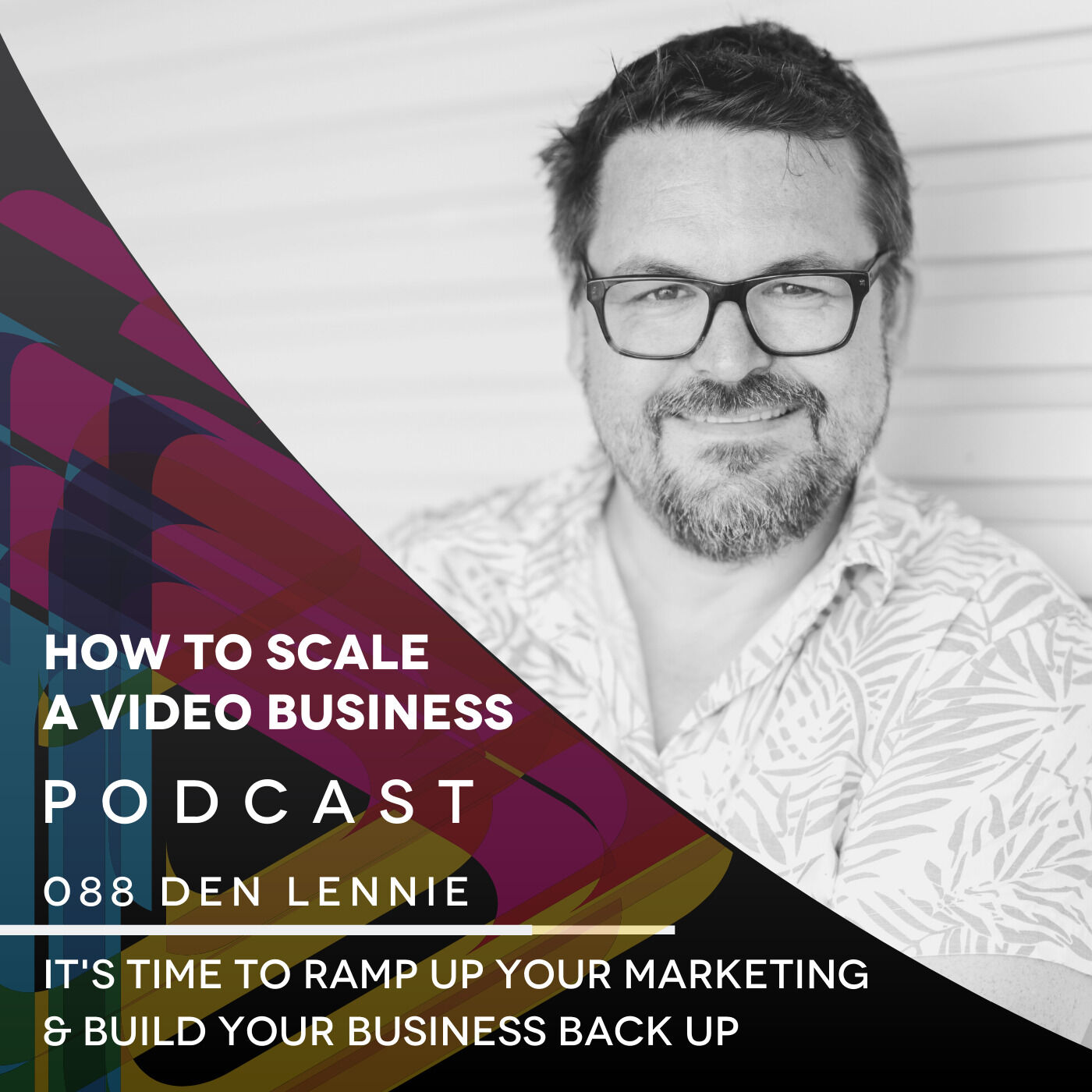 It's Time to Ramp Up Your Marketing & Build Your Business Back Up -Shorty EP #088