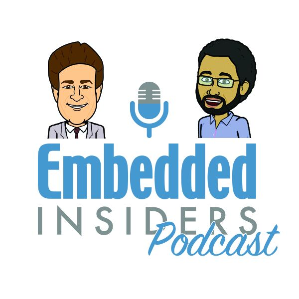 Embedded Insiders Podcast Podcast Artwork Image