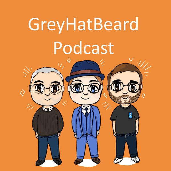 GreyHatBeard Podcast Artwork Image