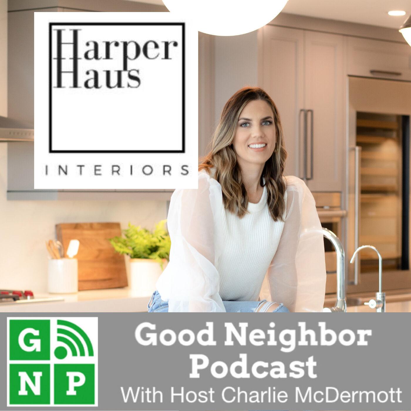 EP #522: Harper Haus Interiors with Kelli Esposito