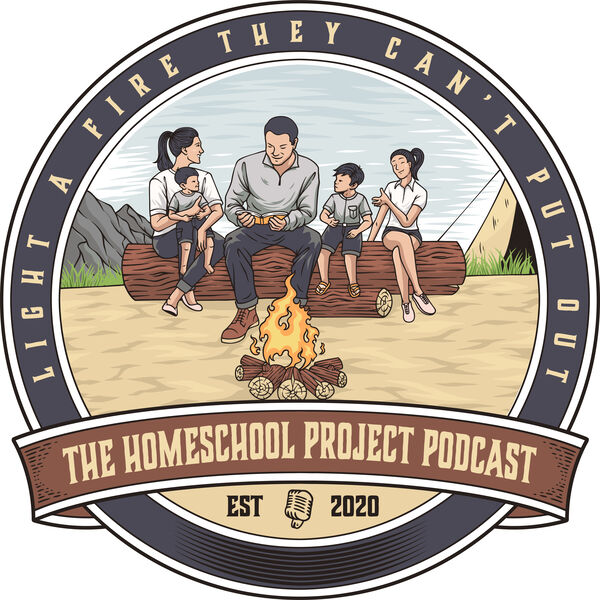 The Homeschool Project Podcast Podcast Artwork Image
