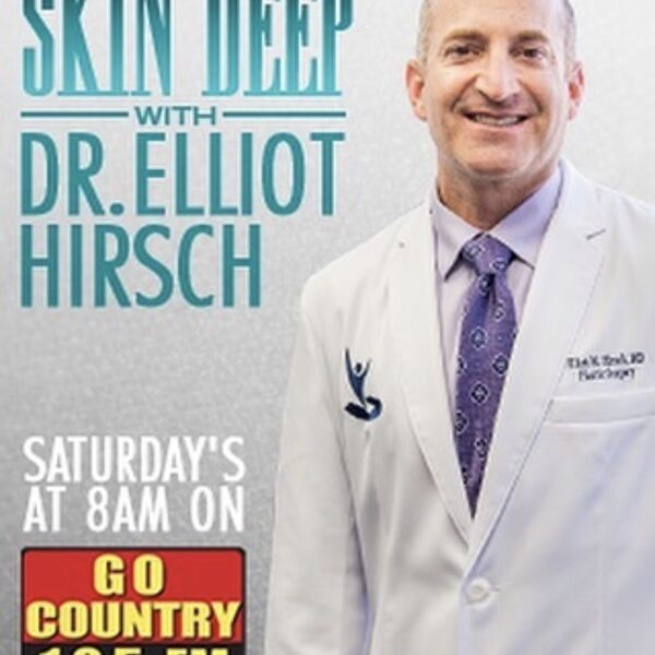 Skin Deep with Dr. Hirsch Podcast Artwork Image