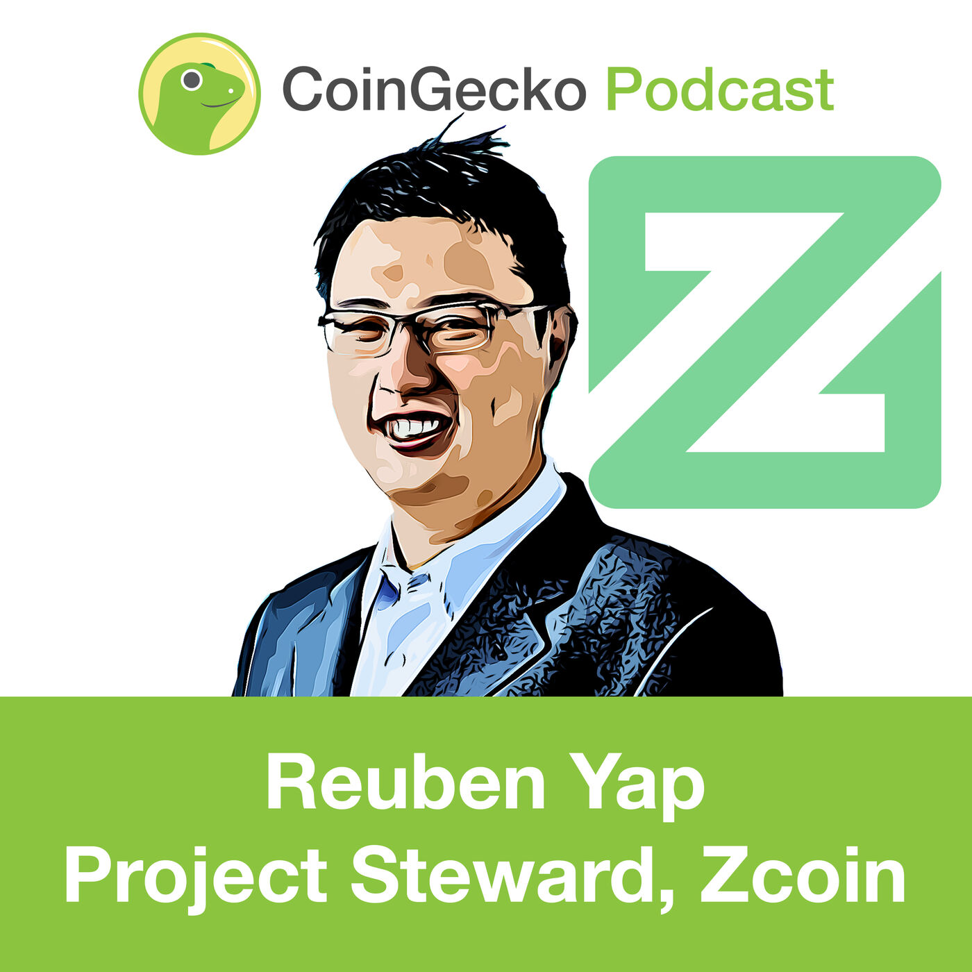 Reuben Yap, Project Steward of Zcoin Talks About Blockchain Governance - Ep. 5