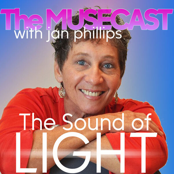 The Musecast- The Sound of Light Podcast Artwork Image