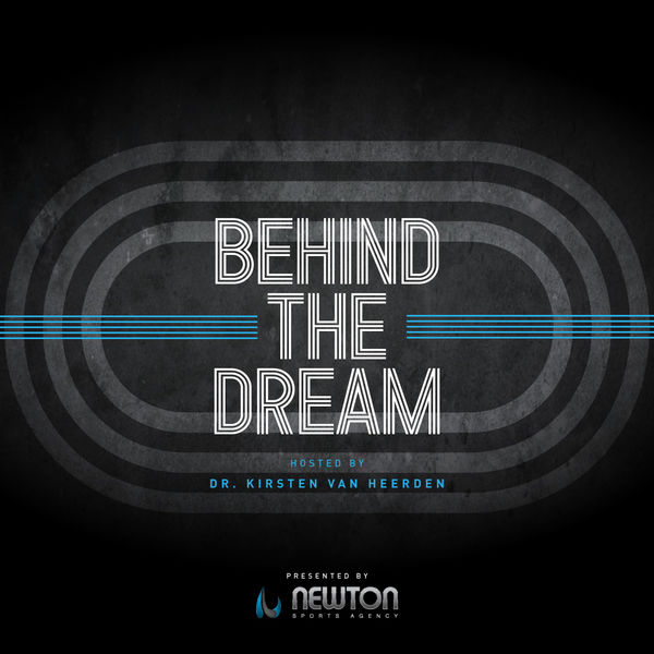 Behind the Dream Podcast Artwork Image