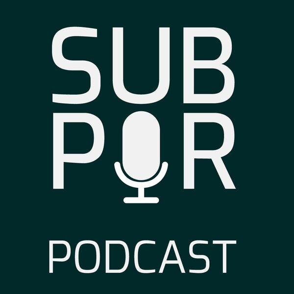 SubPar Poddy C Podcast Artwork Image