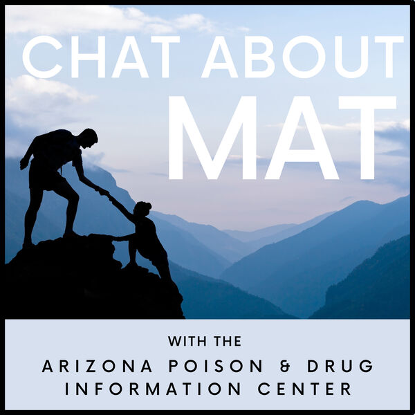 Chat About MAT Podcast Artwork Image