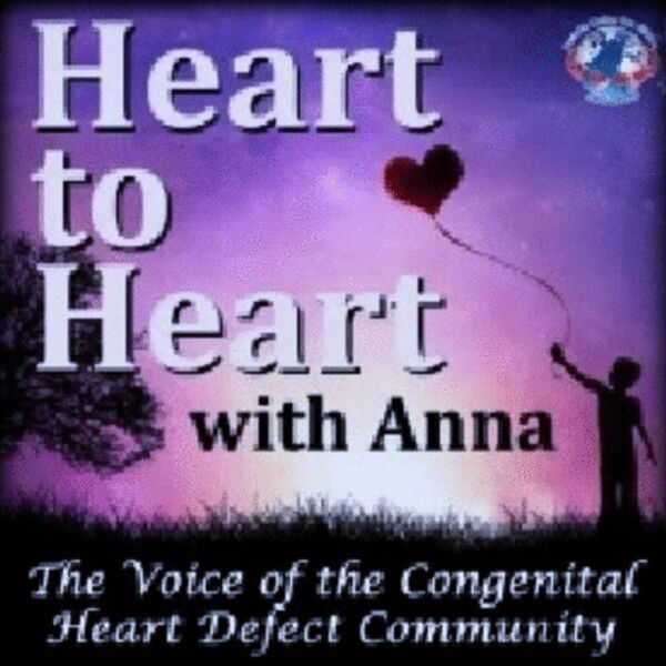Heart to Heart with Anna Podcast Artwork Image