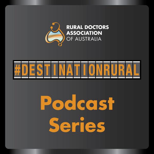 #DestinationRural Podcast Series Podcast Artwork Image