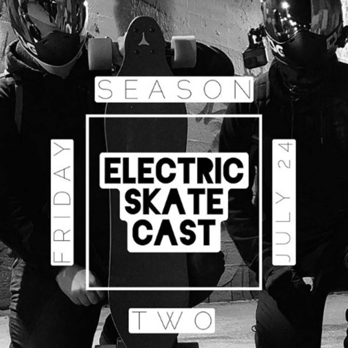 Electric Skate Cast - Episode 11 - Season 2 Premiere, Esk8 Live Show, EUC take over, and is C-Gee the Top Content Creator?