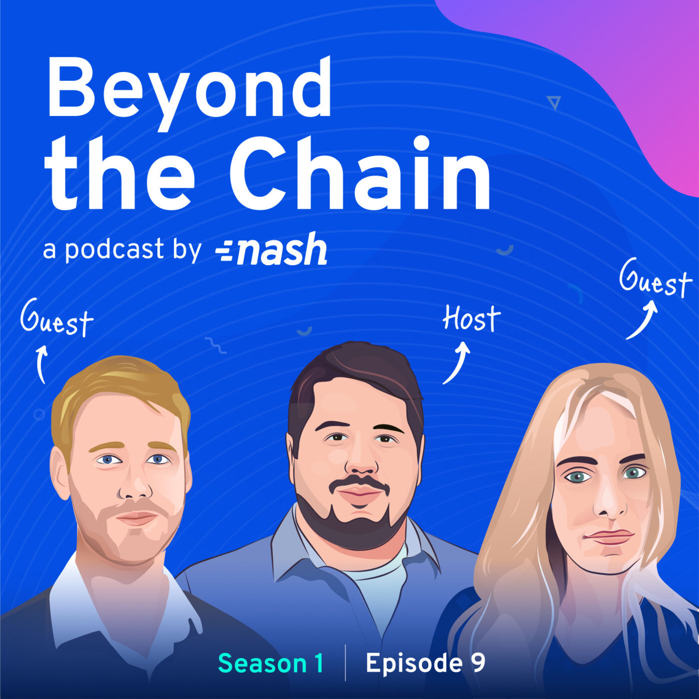 Nash Design team on user experience in the blockchain space