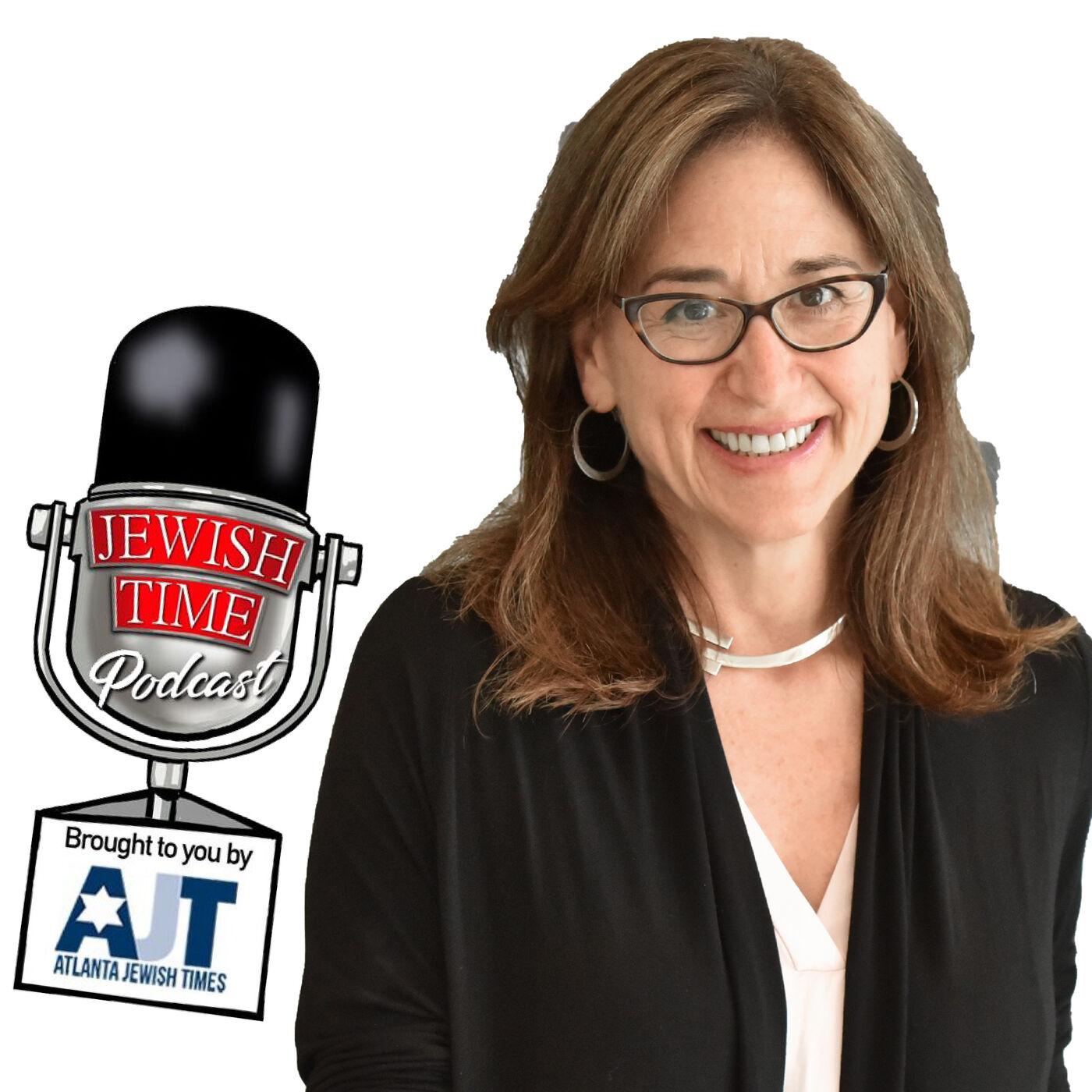 Jewish Time: Jill Savitt Talks About Civil and Global Human Rights