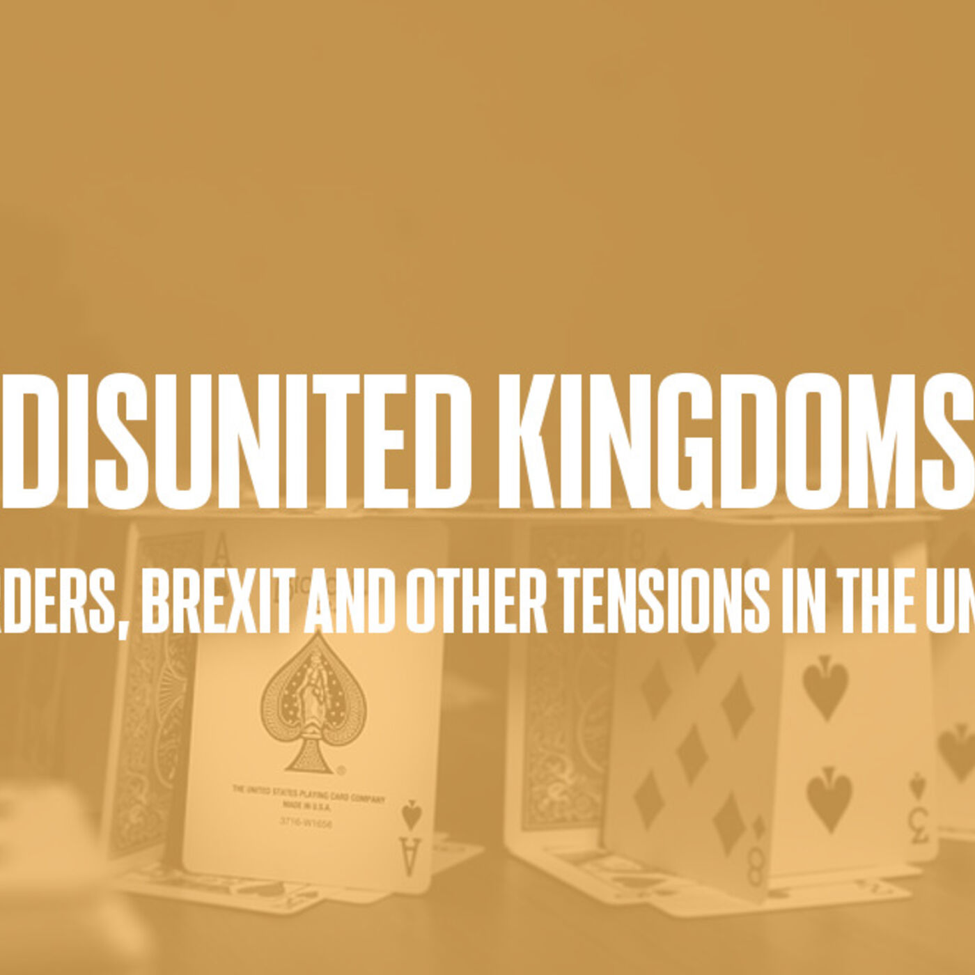 Episode #50 - Disunited Kingdoms
