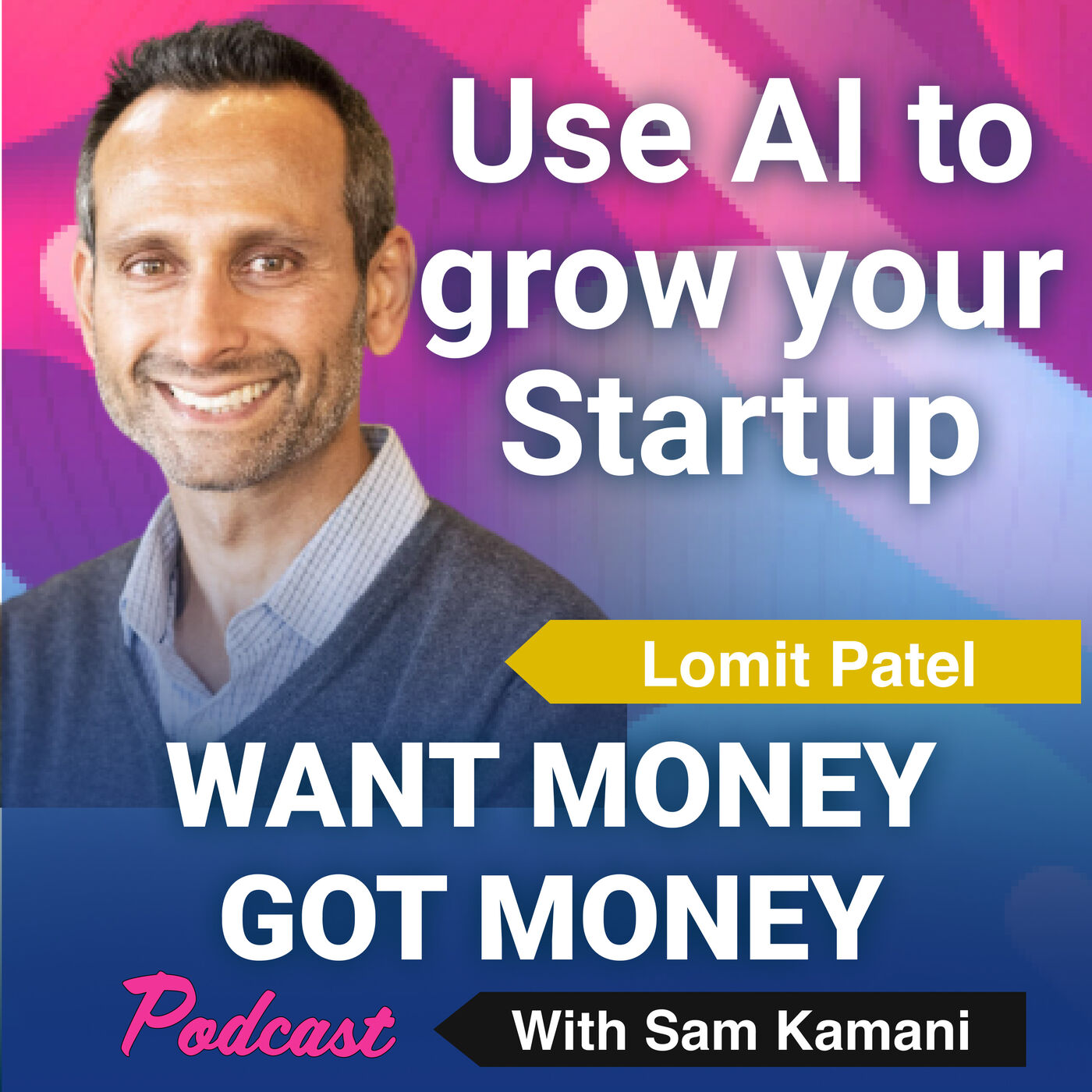 40: How to use AI to deliver growth for your startup with author of Lean AI - Lomit Patel
