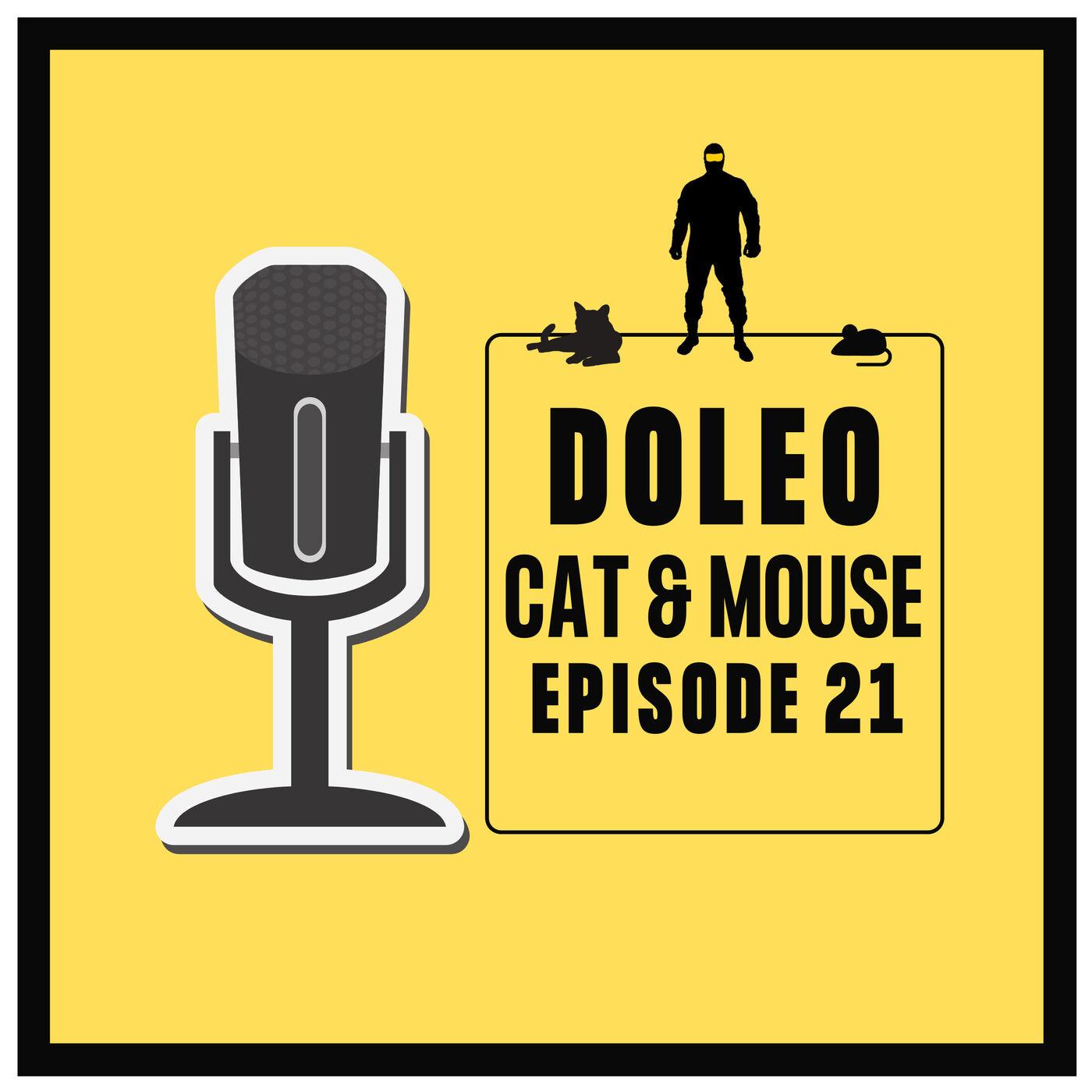 """DOLEO - Fiction Podcast"" Podcast"