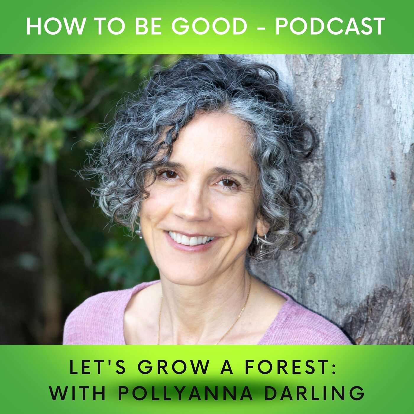 Let's grow a forest: we speak to Pollyanna Darling from Tree Sisters