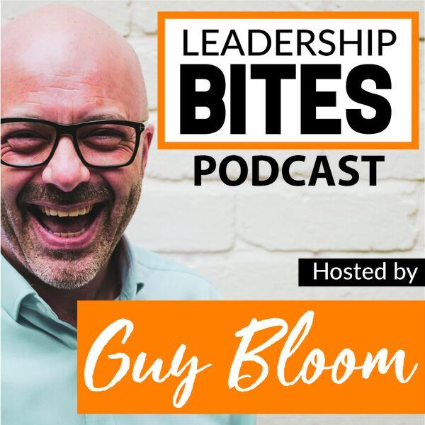 Leadership BITES Podcast Artwork Image