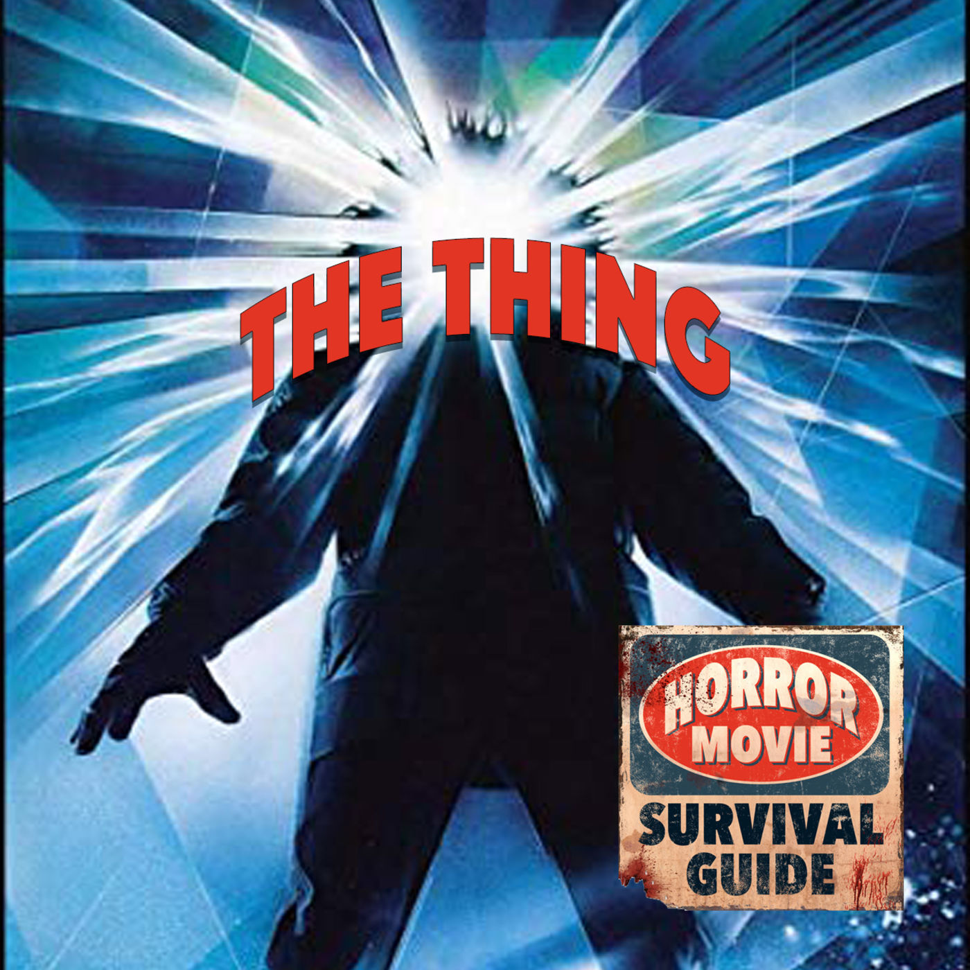 """The Thing """"Chariots of the gods."""""""