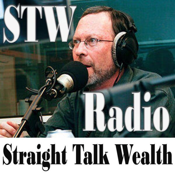 Straight Talk Wealth Radio Podcast Artwork Image
