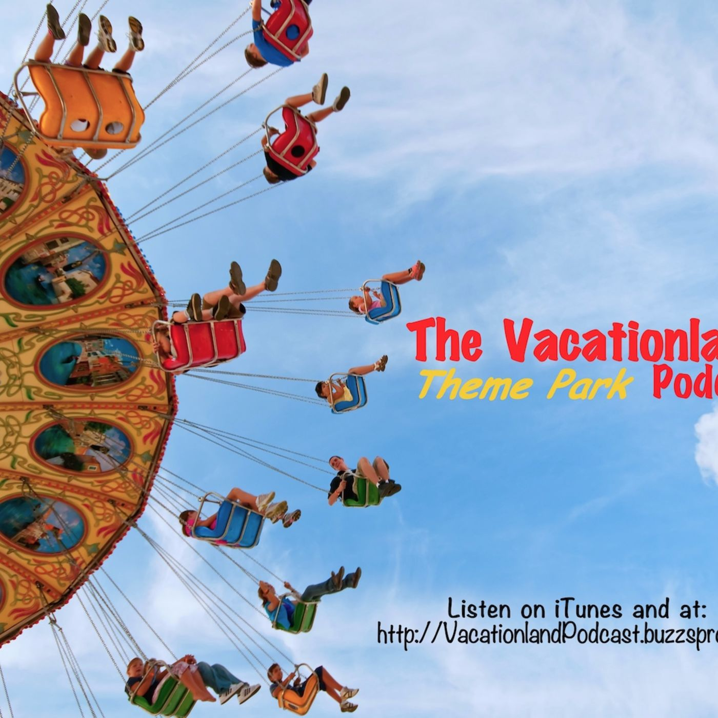 The Vacationland Theme Park Podcast