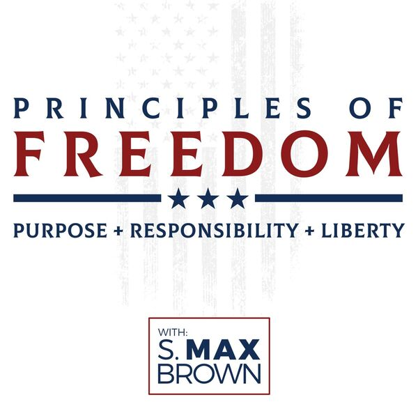 Principles of Freedom Podcast Artwork Image