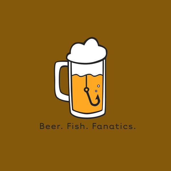 Beer Fish Fanatics  Podcast Artwork Image