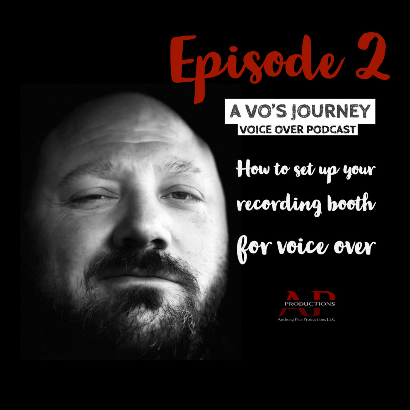 Ep. 2: How to set up your recording booth for voice over
