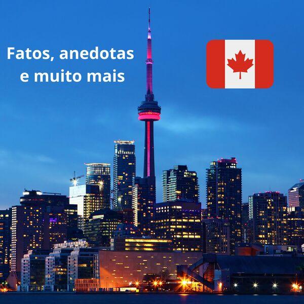 Aqui no Canadá - Cotidiano canadense Podcast Artwork Image