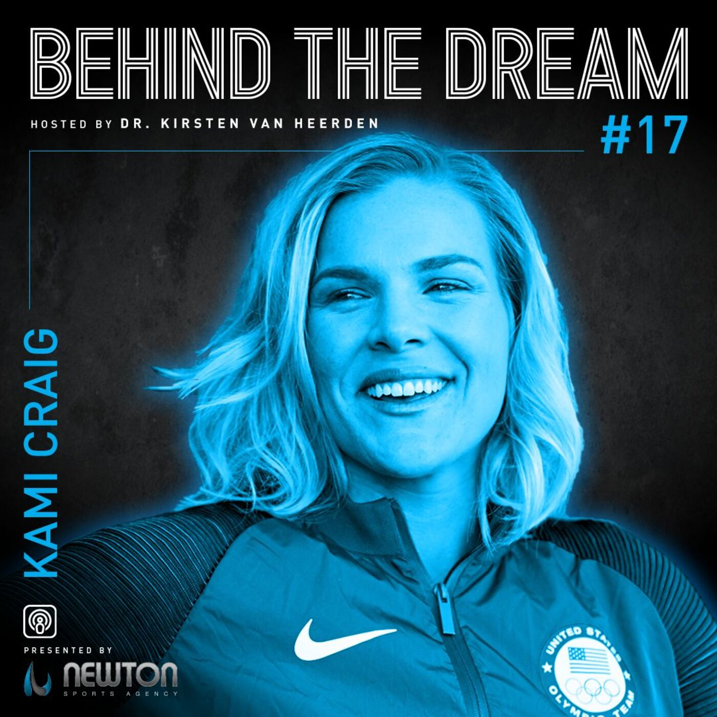 Episode #17: Double Olympic Gold Medalist Kami Craig talks about belonging, meaning & finding purpose in life after Water Polo