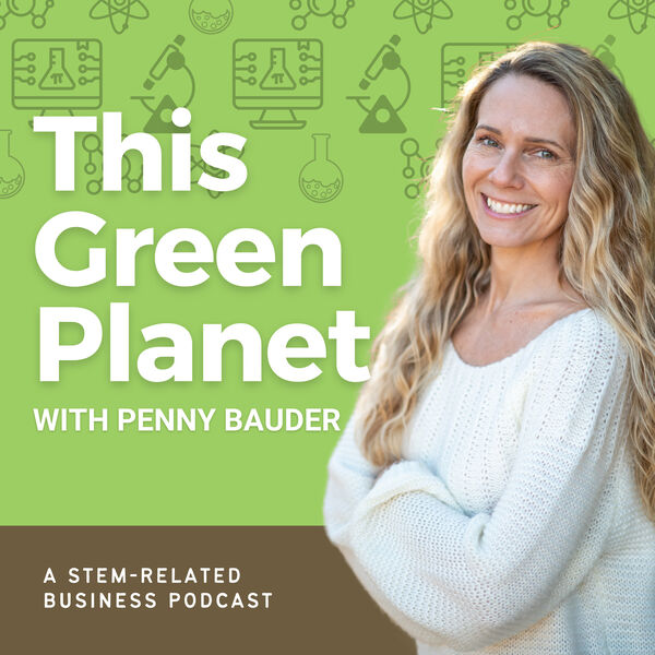This Green Planet Podcast Artwork Image