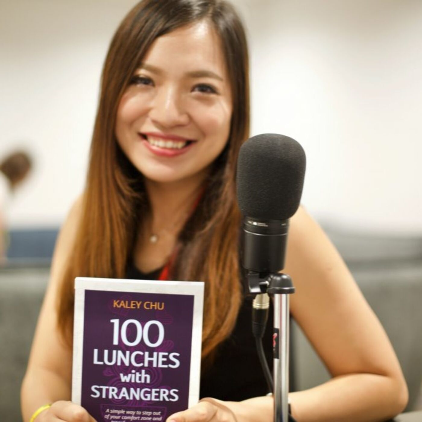 Have Lunch with 100 Strangers