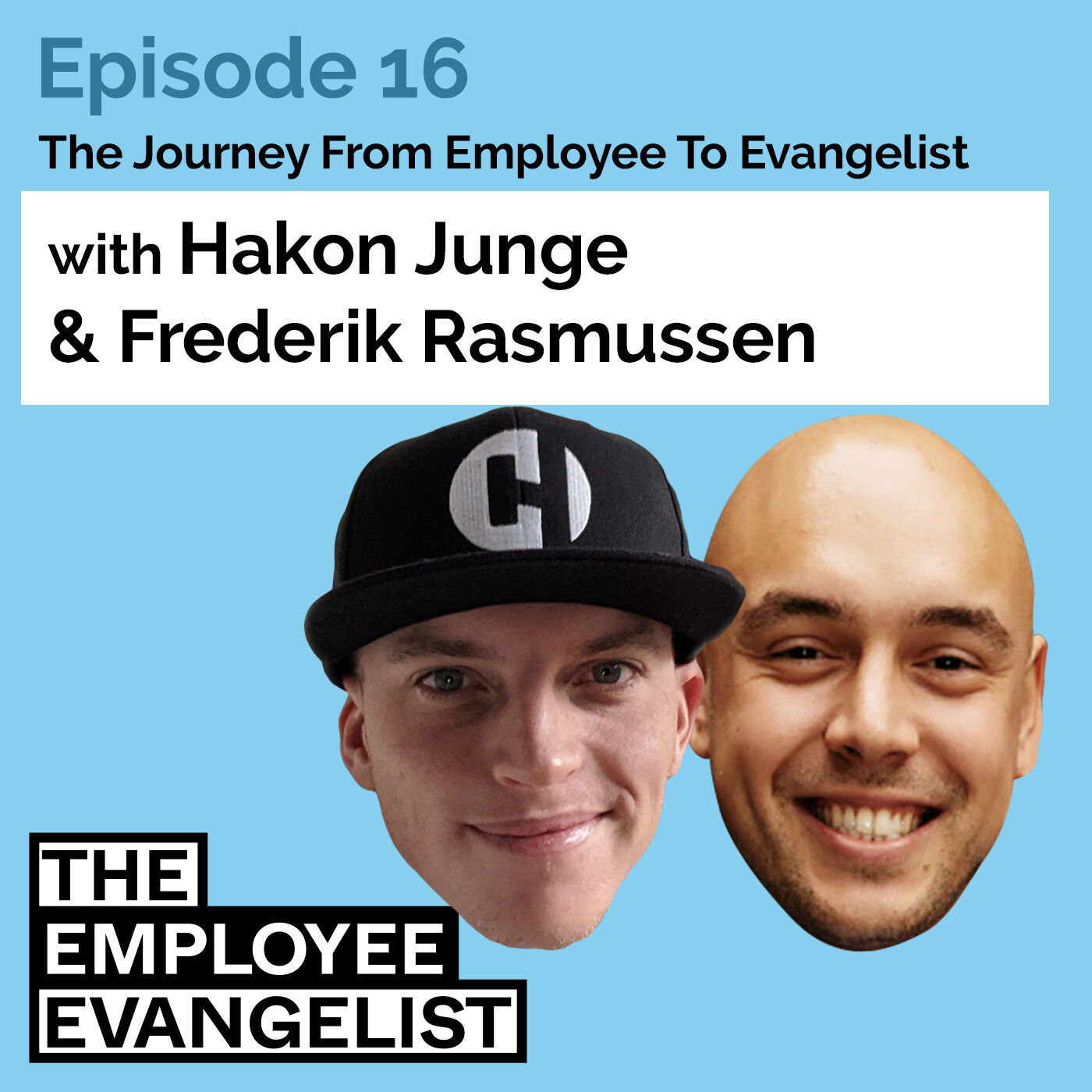 """Episode 16: """"How To Use Culture As A Strategic Tool For Growth Management"""" with Frederik Rasmussen <> Previously with SOUNDBOKS"""