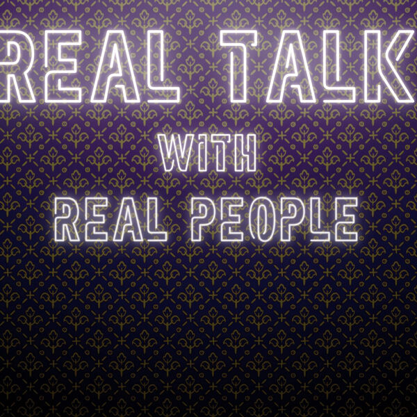 Real Talk with Real People Podcast Artwork Image