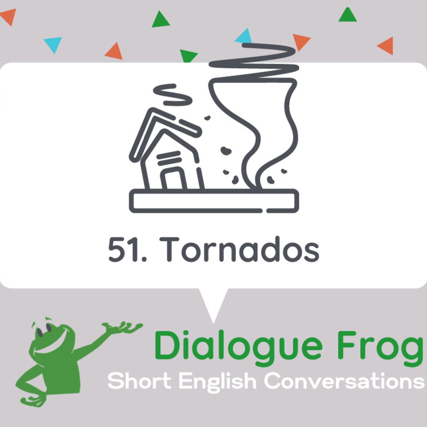 051 Tornados – English Listening Podcast